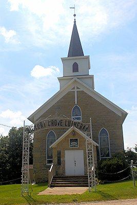 Hickory Grove Lutheran Church